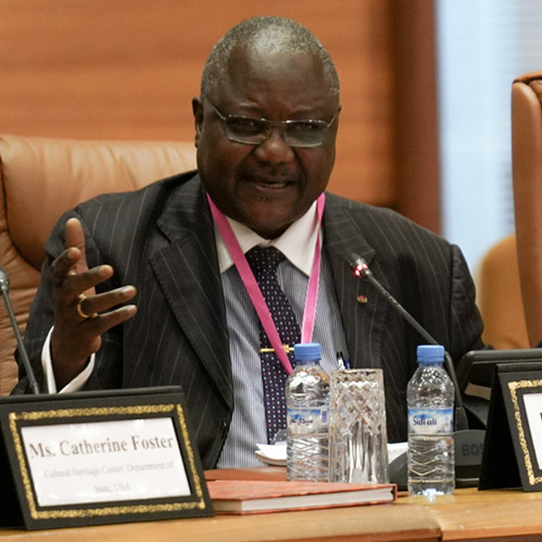Mr. Ambassador Filippe Savadogo