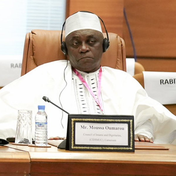 Mr. Moussa Oumarou