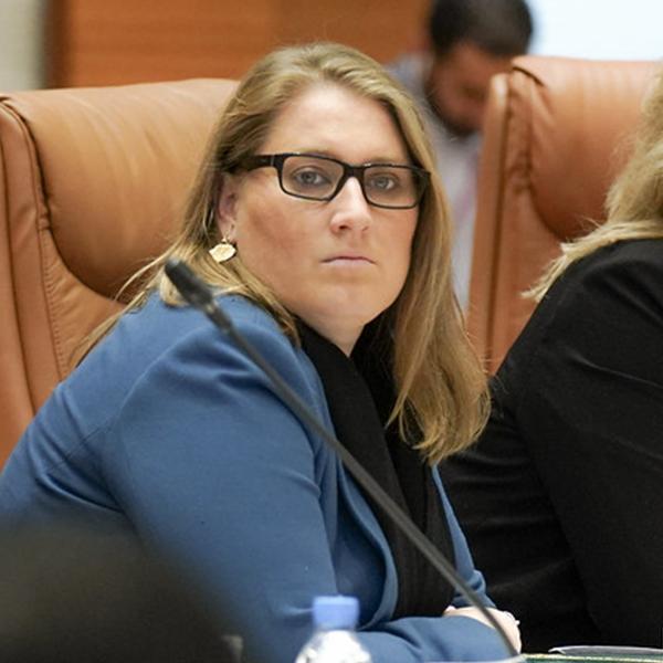 Ms. Louise Bertini