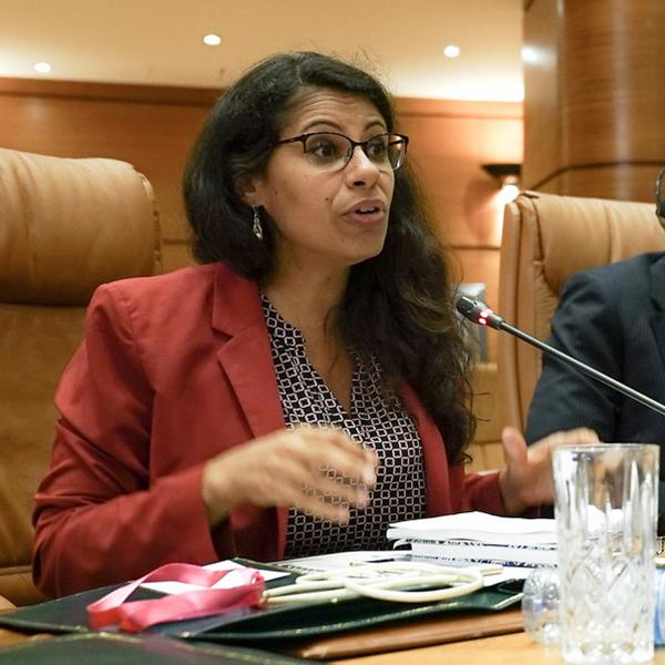 Ms. Mariz Tadros